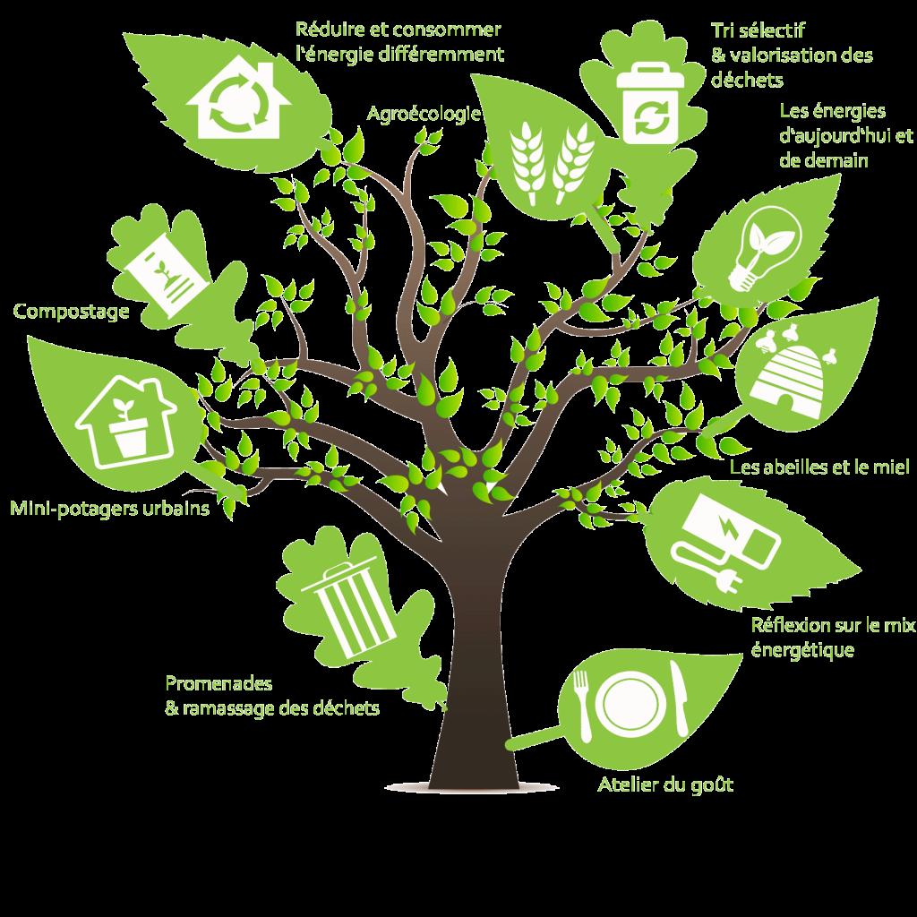 L'arbre aux projets